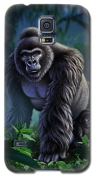 Guardian Galaxy S5 Case by Jerry LoFaro