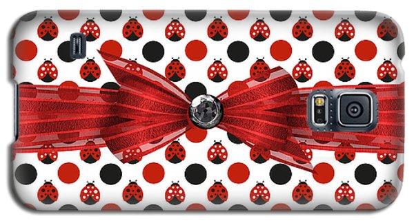 Healing Ladybugs Galaxy S5 Case by Debra  Miller