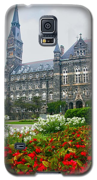 Healy Hall Galaxy S5 Case by Mitch Cat