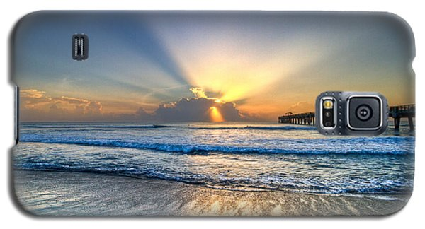 Popular Galaxy S5 Cases - Heavens Door Galaxy S5 Case by Debra and Dave Vanderlaan
