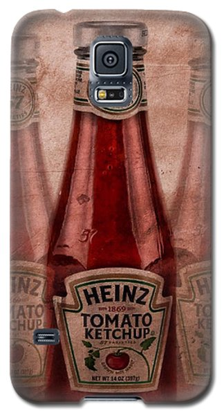 Heinz Tomato Ketchup Galaxy S5 Case by Dan Sproul