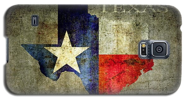 Hello Texas Galaxy S5 Case by Daniel Hagerman