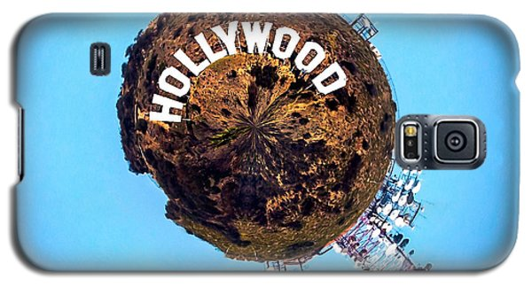 Hollywood Sign Circagraph Galaxy S5 Case by Az Jackson