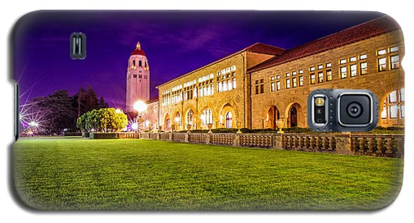 Hoover Tower Stanford University Galaxy S5 Case by Scott McGuire