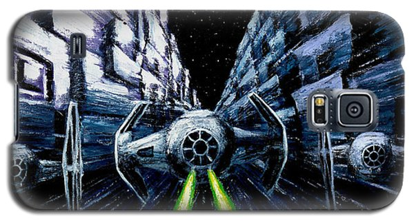 Science Fiction Galaxy S5 Cases - I Have You Now Galaxy S5 Case by Marlon Huynh