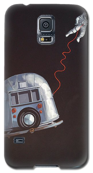 I Need Space Galaxy S5 Case by Jeffrey Bess
