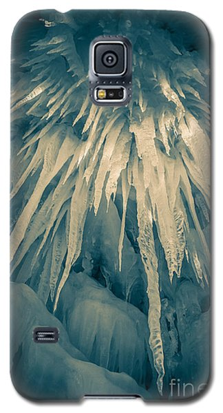 Ice Cave Galaxy S5 Case by Edward Fielding