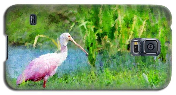 In The Bayou #1 Galaxy S5 Case by Betty LaRue