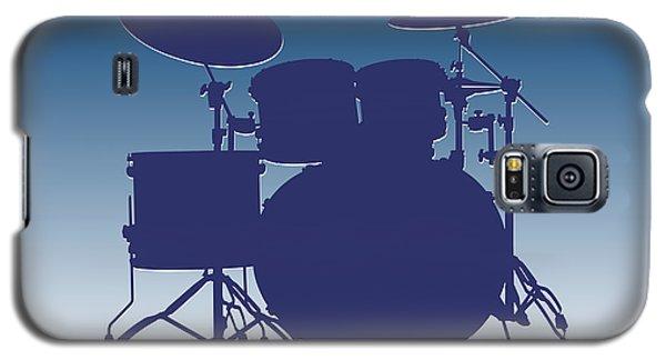 Indianapolis Colts Drum Set Galaxy S5 Case by Joe Hamilton