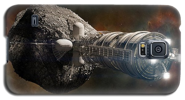 Interstellar Colony Maker Galaxy S5 Case by Bryan Versteeg