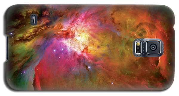 Into The Orion Nebula Galaxy S5 Case by The  Vault - Jennifer Rondinelli Reilly