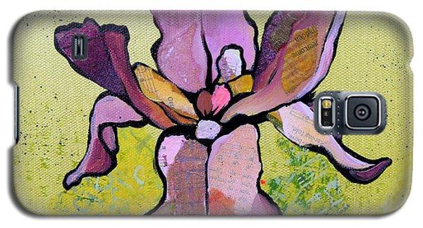 Iris II Galaxy S5 Case by Shadia Derbyshire