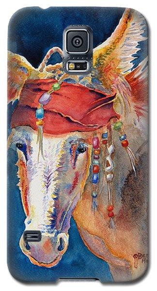 Jack Burro -  Donkey Galaxy S5 Case by Deb  Harclerode