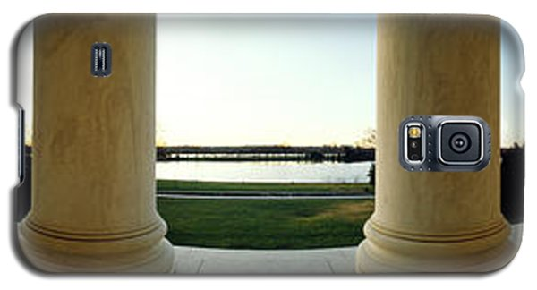 Jefferson Memorial Washington Dc Galaxy S5 Case by Panoramic Images
