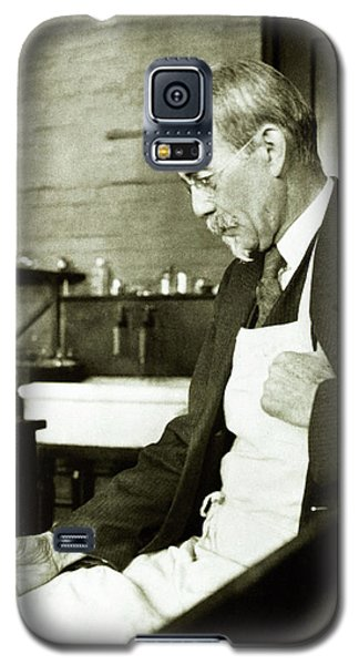 John Jacob Abel Galaxy S5 Case by National Library Of Medicine