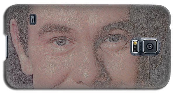 Johnny Carson Galaxy S5 Case by Douglas Settle