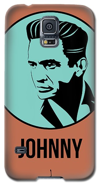 Johnny Poster 1 Galaxy S5 Case by Naxart Studio