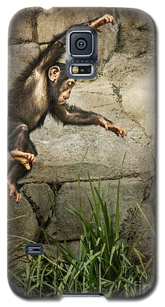 Jump For Joy Galaxy S5 Case by Jamie Pham