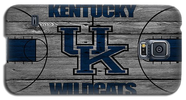 Kentucky Wildcats Galaxy S5 Case by Joe Hamilton