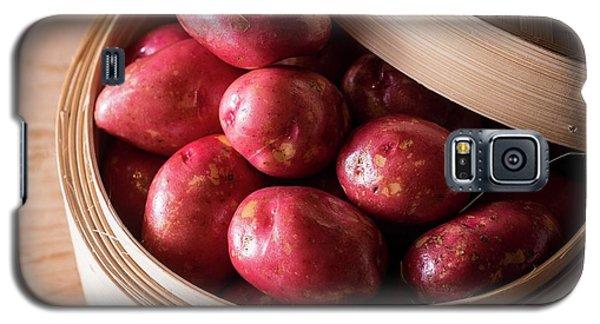 King Edward Potatoes Galaxy S5 Case by Aberration Films Ltd