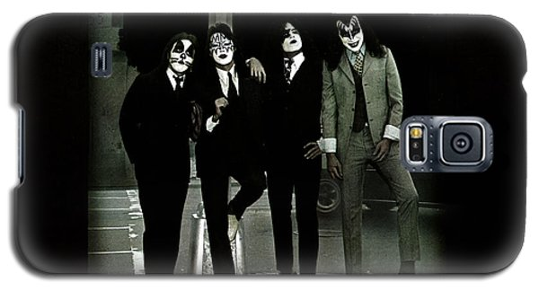 Kiss - Dressed To Kill Galaxy S5 Case by Epic Rights