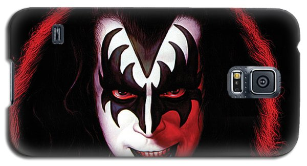 Kiss - Gene Simmons Galaxy S5 Case by Epic Rights