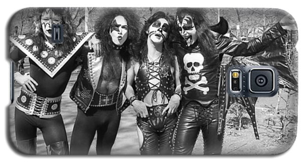 Kiss - Group Early Years Galaxy S5 Case by Epic Rights