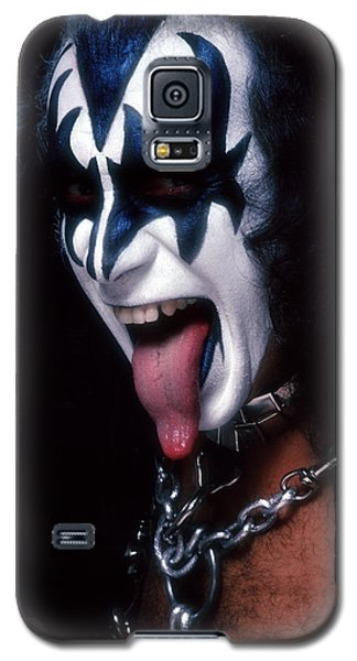 Kiss - The Demon Galaxy S5 Case by Epic Rights