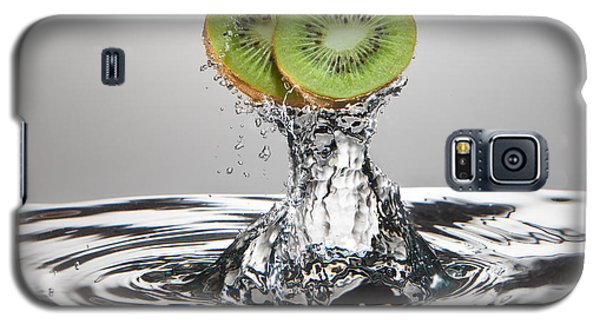 Kiwi Freshsplash Galaxy S5 Case by Steve Gadomski