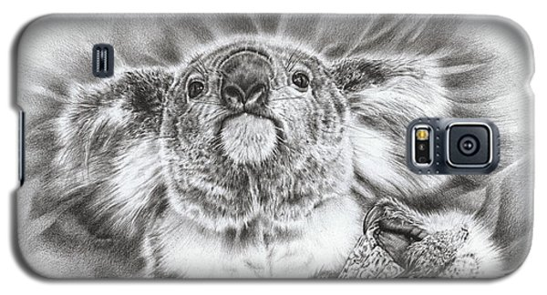 Koala Roto Princess Galaxy S5 Case by Remrov