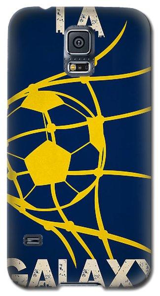 La Galaxy Goal Galaxy S5 Case by Joe Hamilton