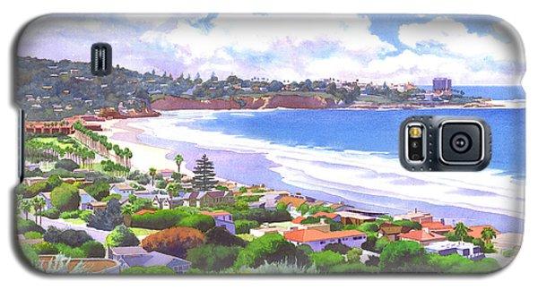 La Jolla California Galaxy S5 Case by Mary Helmreich