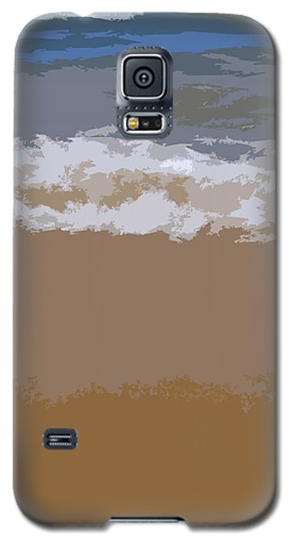 Lake Michigan Shoreline Galaxy S5 Case by Michelle Calkins