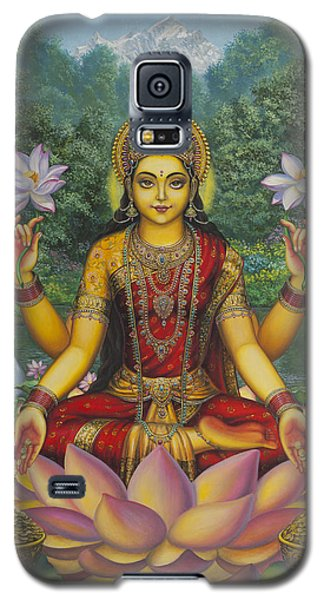 Lakshmi Galaxy S5 Case by Vrindavan Das