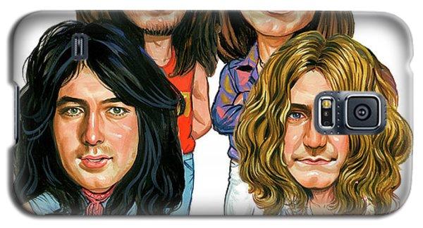 Led Zeppelin Galaxy S5 Case by Art