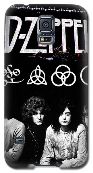 Led Zeppelin Galaxy S5 Case by FHT Designs