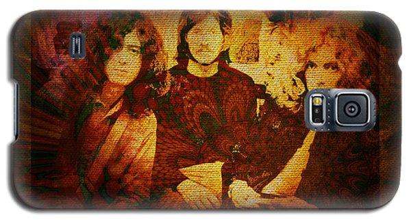 Led Zeppelin - Kashmir Galaxy S5 Case by Absinthe Art By Michelle LeAnn Scott
