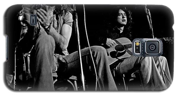 Led Zeppelin Galaxy S5 Case by Georgia Fowler
