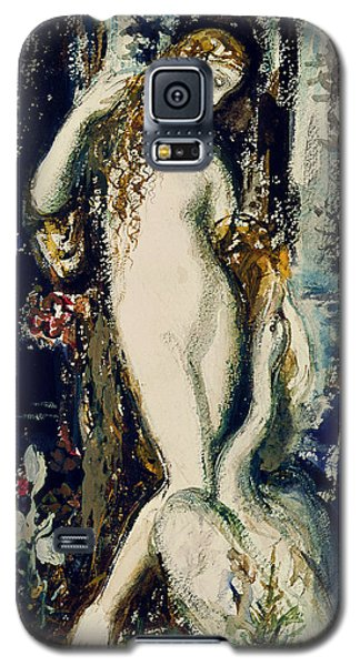 Leda  Galaxy S5 Case by Gustave Moreau