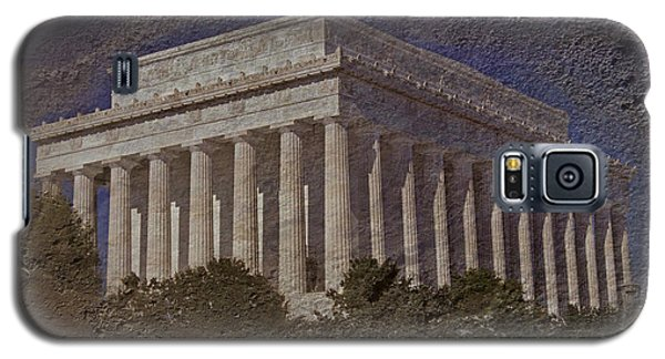 Lincoln Memorial Galaxy S5 Case by Skip Willits