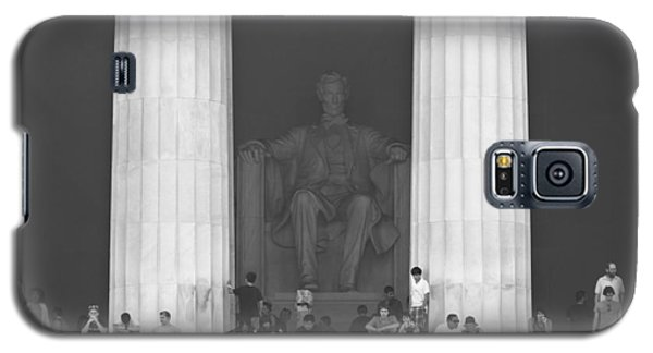 Lincoln Memorial - Washington Dc Galaxy S5 Case by Mike McGlothlen