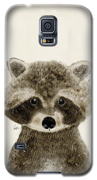 Little Raccoon Galaxy S5 Case by Bri B