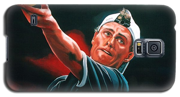 Lleyton Hewitt 2  Galaxy S5 Case by Paul Meijering