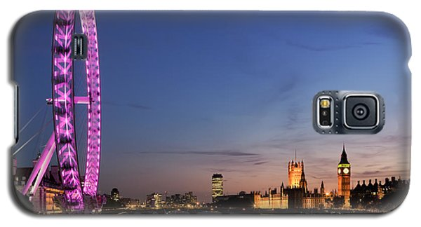 London Eye Galaxy S5 Case by Rod McLean