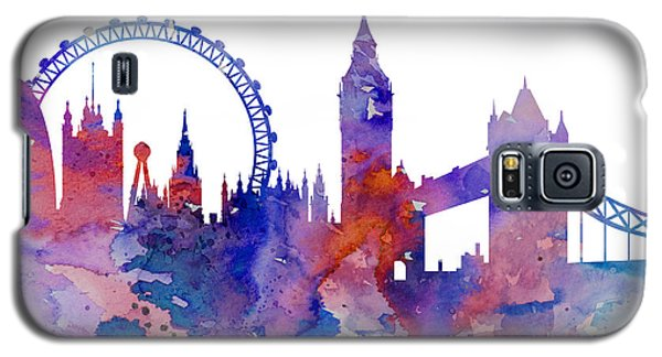 London Galaxy S5 Case by Luke and Slavi