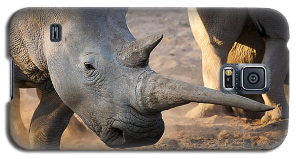 Long Horn Galaxy S5 Case by Andy-Kim Moeller