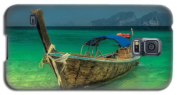 Popular Galaxy S5 Cases - Longboat Galaxy S5 Case by Adrian Evans