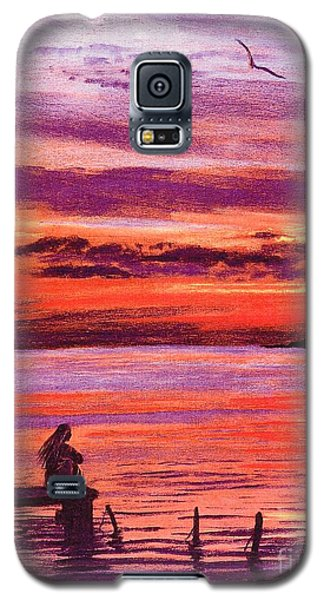 Lost In Wonder Galaxy S5 Case by Jane Small