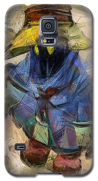 Lost Mage Galaxy S5 Case by Joe Misrasi
