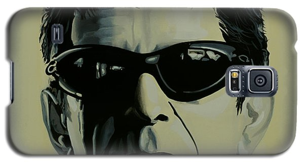 Galaxy S5 Cases - Lou Reed Galaxy S5 Case by Paul  Meijering